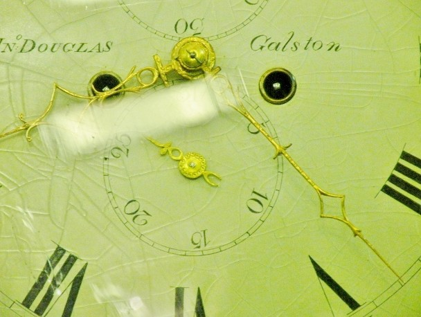Only the Finest Clocks Will Do