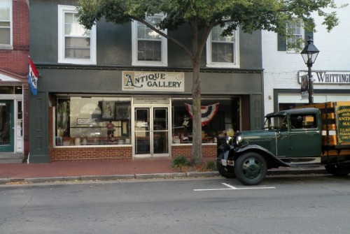The Fredericksburg Antique Gallery