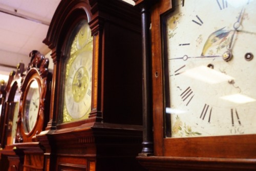 Outstanding Clocks