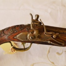 Pistol in Remarkable Condition
