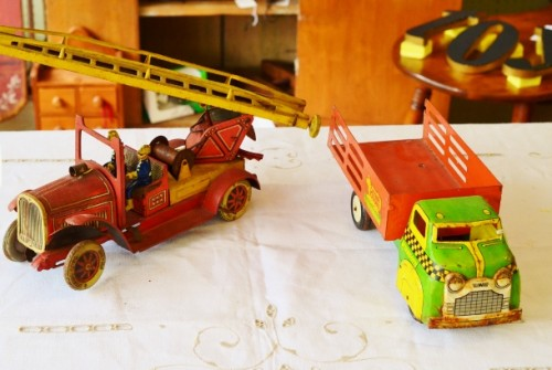 Delightful Antique Toys